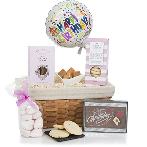 Happy Birthday To You Hampers Celebration Gift Baskets And Food Gifts
