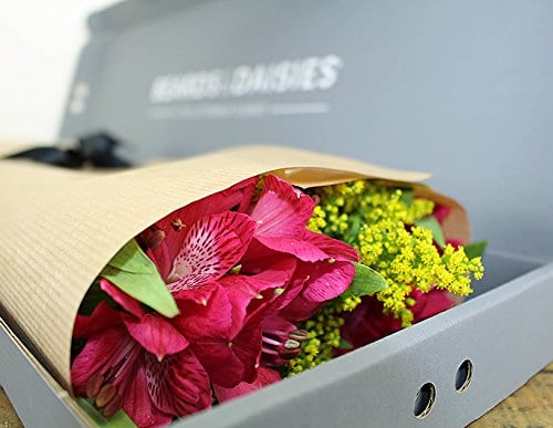 Letterbox Flowers Free Handwritten Greeting Card Uk Delivery