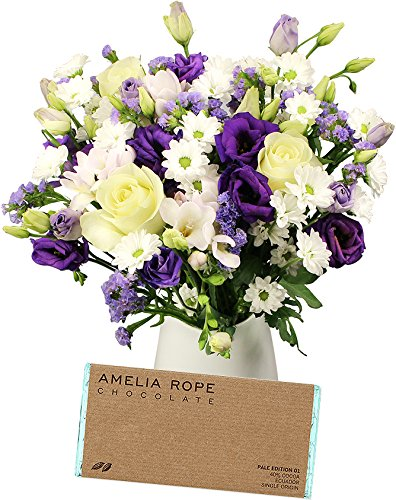 Uplifting Colourful Bouquet With Free Delivery Handwritten