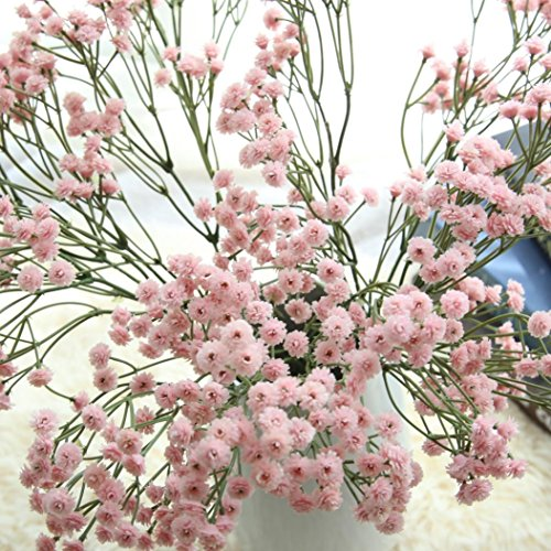 Artificial Silk Fake Flowers Baby/'s Breath Floral Wedding Bouquet Party Flowers